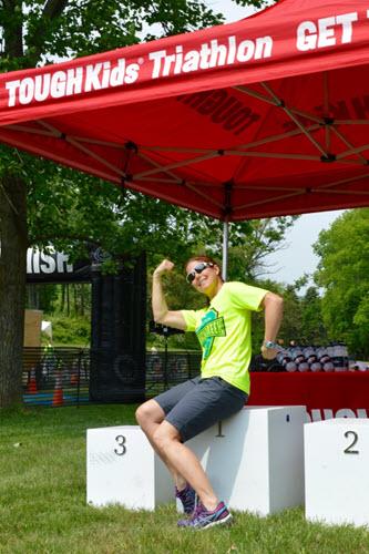 Triathlon Volunteer   French Creek Racing